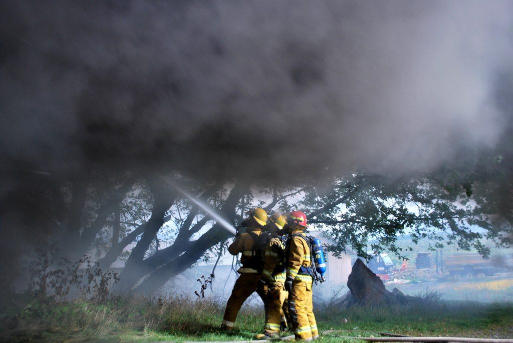 Pompiers en action - RIPIV