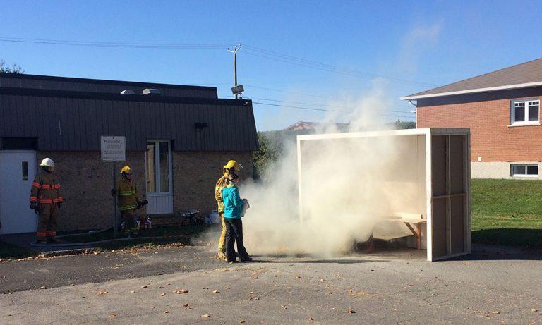 Semaine de la prévention des incendies - RIPIV